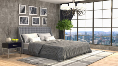 Ideas for Making Men's Bedroom Cool and Stylish