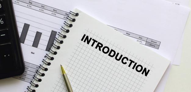 blog post introduction